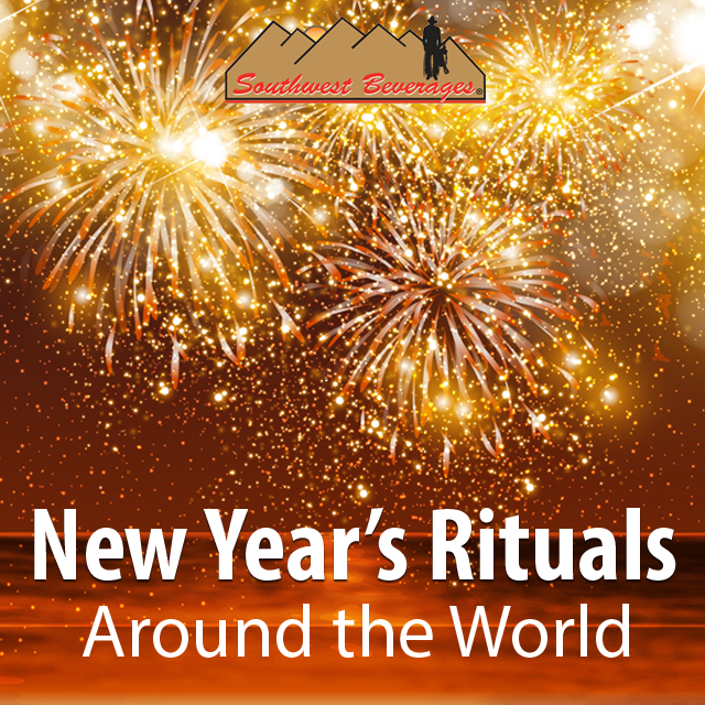 New Year's Rituals Around the World