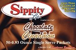 Sippity Lite Chocolate Cinnamon Hot Chocolate Mix<br/>Box of 50-0.93 oz Single Serve Packets