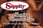 Sippity Chocolate Marshmallow Hot Chocolate Mix<br/>Box of 25-1.97 oz Single Serve Packets