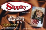 Sippity Chocolate Hot Chocolate Mix<br/>Box of 8-1.97 oz Single Serve Envelopes
