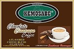 Kemosabe Chocolate Cinnamon Gourmet Flavored Coffee<br/>Box of 12-0.90 oz Single Serve Envelopes