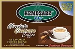 Kemosabe Lite Chocolate Cinnamon Gourmet Flavored Coffee<br/>Box of 12-0.65 oz Single Serve Envelopes