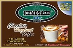 Kemosabe Lite Chocolate Hazelnut Gourmet Flavored Coffee<br/>Box of 12-0.65 oz Single Serve Envelopes