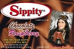 Sippity Chocolate Raspberry Hot Chocolate Mix<br/>Box of 8-1.97 oz Single Serve Envelopes