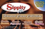 Sippity Lite Hot Chocolate Mix Flavored Cocoa Collection Box<br/>Box of 8-0.93 oz Single Serve Assorted Flavored Envelopes.
