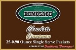 Kemosabe Chocolate Cinnamon Gourmet Flavored Coffee<br/>Box of 25-0.90 oz Single Serve Packets