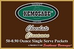 Kemosabe Chocolate Cinnamon Gourmet Flavored Coffee<br/>Box of 50-0.90 oz Single Serve Packets