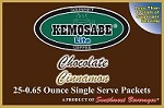 Kemosabe Lite Chocolate Cinnamon Gourmet Flavored Coffee<br/>Box of 25-0.65 oz Single Serve Packets
