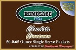 Kemosabe Lite Chocolate Cinnamon Gourmet Flavored Coffee<br/>Box of 50-0.65 oz Single Serve Packets