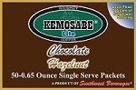Kemosabe Lite Chocolate Hazelnut Gourmet Flavored Coffee<br/>Box of 50-0.65 oz Single Serve Packets