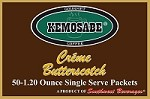 Kemosabe Creme Butterscotch Gourmet Flavored Coffee<br/>Box of 50-1.20 oz Single Serve Packets