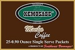 Kemosabe Mocha Gourmet Flavored Coffee<br/>Box of 25-0.90 oz Single Serve Packets