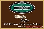 Kemosabe Mocha Gourmet Flavored Coffee<br/>Box of 50-0.90 oz Single Serve Packets