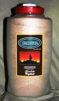Kemosabe Chocolate Hazelnut Gourmet Flavored Coffee 1 Gallon Pitcher 100 Single Serve Portions