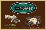 Kemosabe Mocha Gourmet Flavored Coffee<br/>Box of 12-0.90 oz Single Serve Envelopes