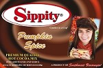 Sippity Pumpkin Spice Hot Chocolate Mix<br/>Box of 8-2.60 oz  Single Serve Envelopes